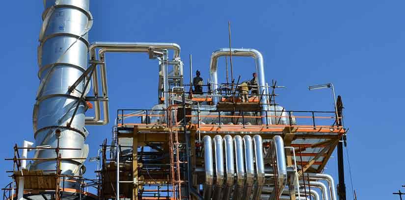 تخصیص 4.5 میلیون مترمکعب آب به پتروشیمی هگمتانه